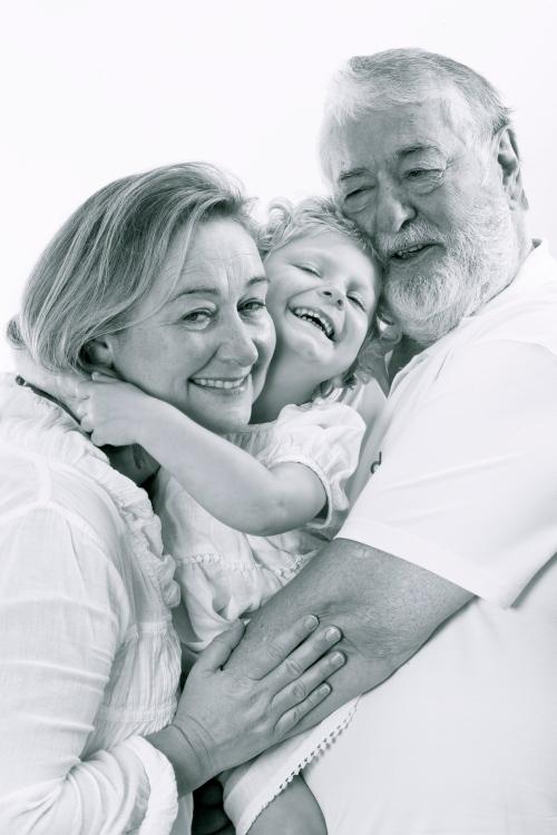 Dette billede er mit yndlingsbillede af Thea, min far og mig. Det er taget af min veninde Ana, som er en af Danmarks bedste portrætfotografer.
