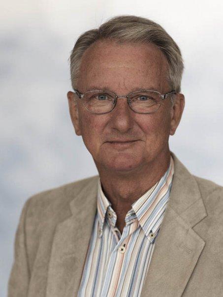 William Leedgaard er en af Hornbæks ildsjæle.