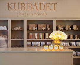 Luksusoplevelsen starter i receptionen. Foto: Ilse Jacobsen.