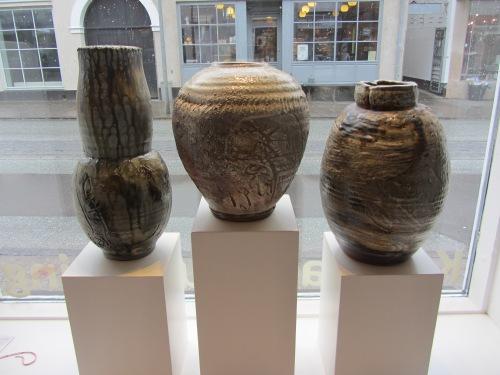 Bertrand Thibault, anerkendt fransk kunstner udstiller i Hornbæk Galleri.