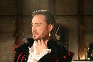 The Globe indtager Kronborg med en Shakespeare-klassiker den 1. august. Foto: