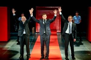 HamletScenen præsentererMEASURE FOR MEASURE - Lige for lige Kronborg Slot