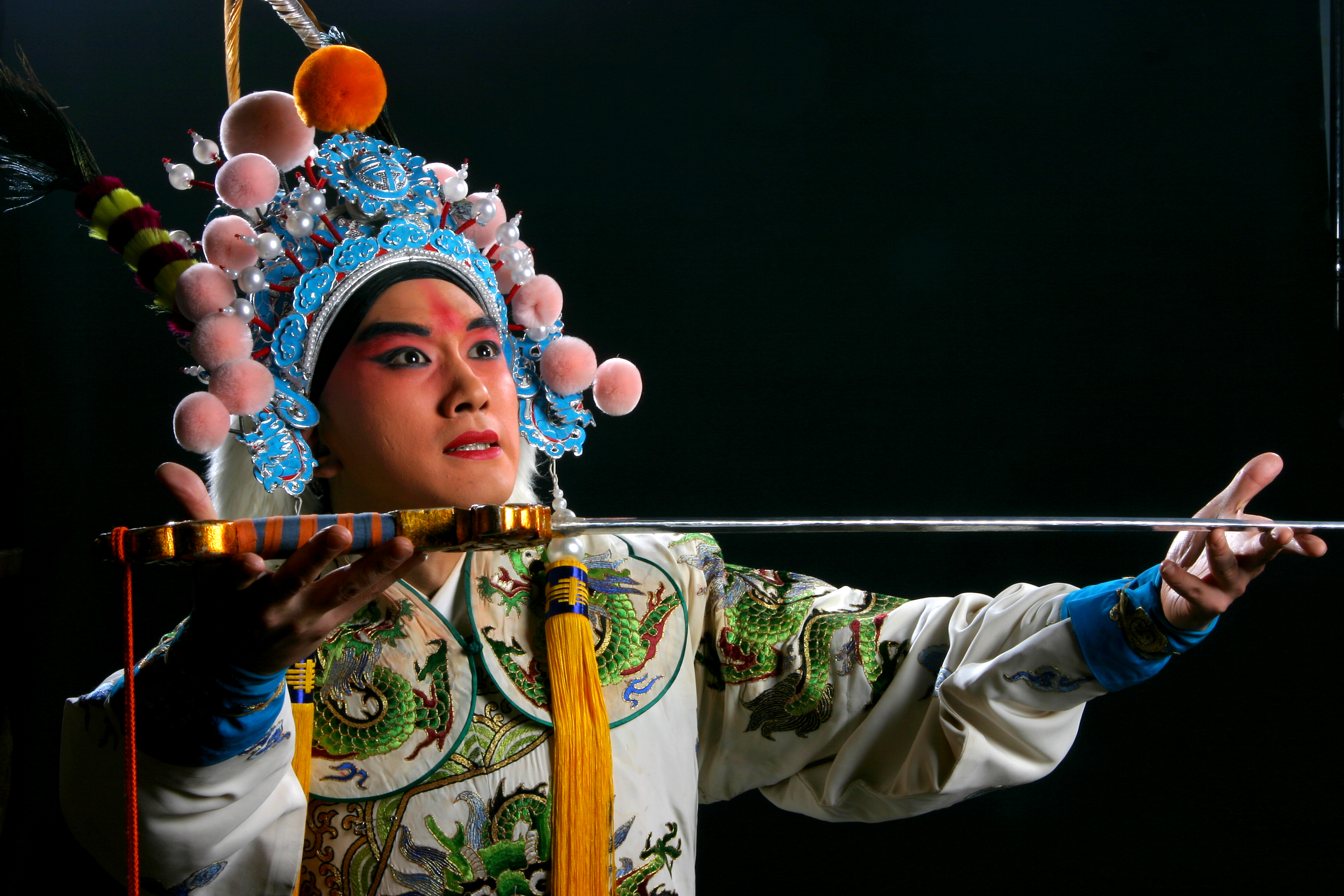 Hamlet-The-revenge-of-prince-zi-dan-promo-hamlet-foto-Shanghai Jingju Theatre Company