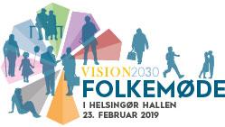 Vision 2030 Folkemøde logo